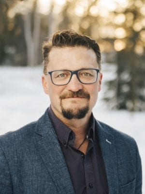 Yellowknife Realtor Shane Clark